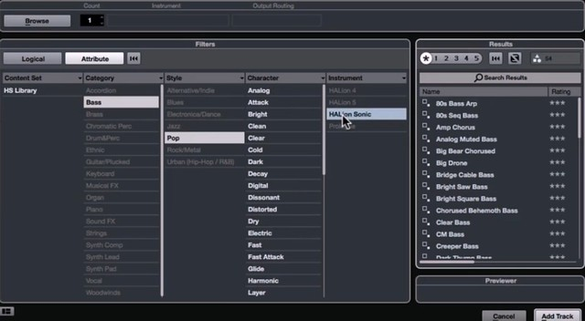 Missing HALion Sonic sounds from Cubase, but not from standalone