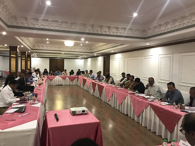 Rajasthan Priorities: Sector Expert Consultation on Water Sanitation and Hygiene