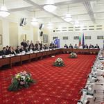 Presidential Council of the National Assembly and College of Commissioners Meetings