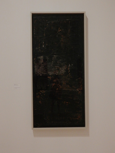 DSCN0159 _ Untitled [black painting], Rauschenberg, 1952