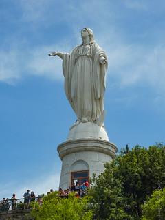 Statue of the Virgin