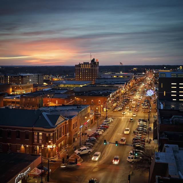 Columbia Sunset III