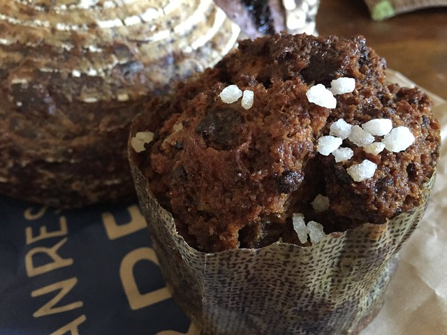 Panettone Bread Pudding / Chocolate Cherry Loaf