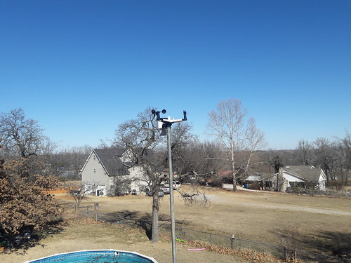Pictures of FW2084 Weather station.