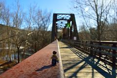 Bridge over frozen waters (026/365)