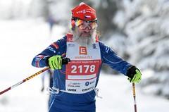 Orlický maraton se posunul za sněhem, přilákal 800 závodníků