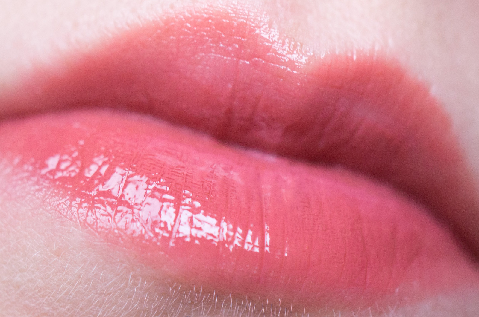 Romanovamakeup Sexy Gloss Tint Nude #Dolce Vita