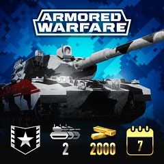 Armored Warfare Legionary Pack