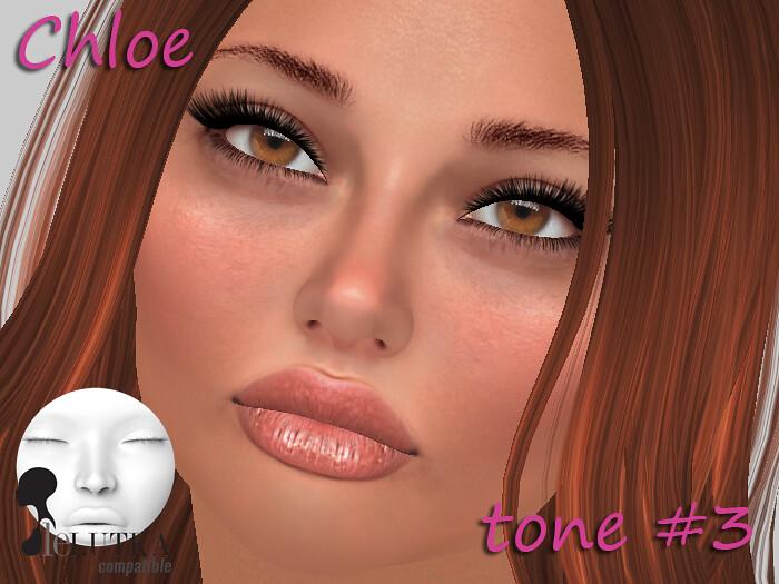 Cheap & Chic! -Chloe tone #3- skin applaier LeLutka
