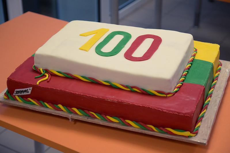 mokinių darbai 100-ui