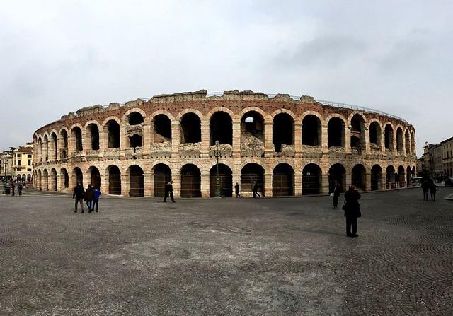 Anfiteatros más bonitos del mundo