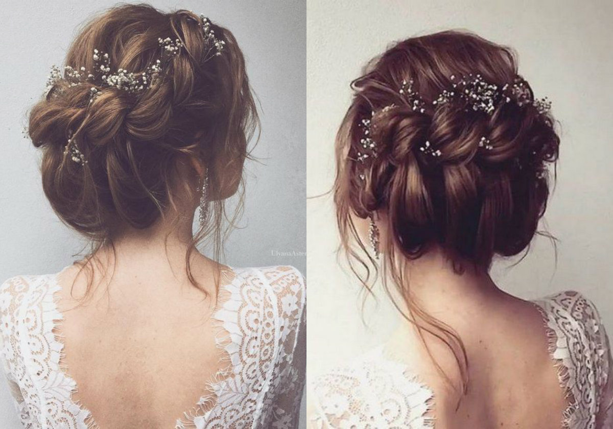 Wedding Hairstyles Ideas For Brides 2018 - Wedding Hair