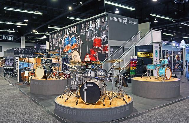 Drums - Tama (3)