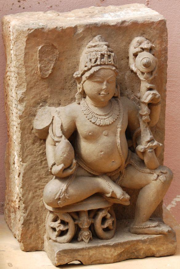 DSC_8442BhopalStateMuseumKuber12thCenturyADHinglajgarh