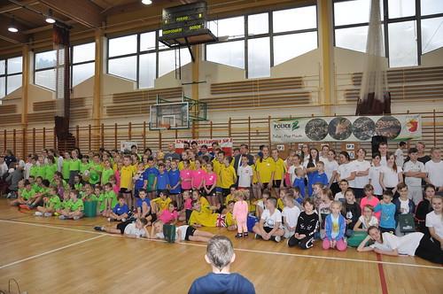 Turniej Gier i Zabaw o Puchar Burmistrza Polic