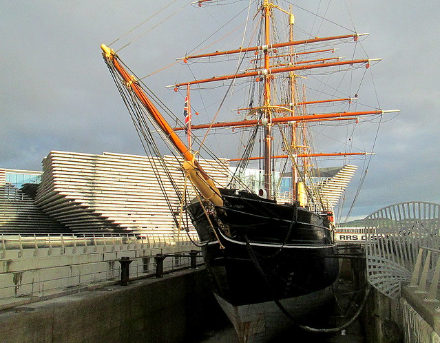 Discovery and V&A 2
