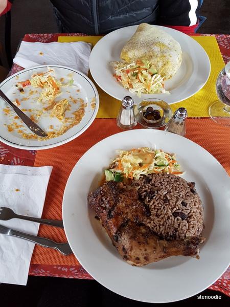 Fumi's Caribbean food