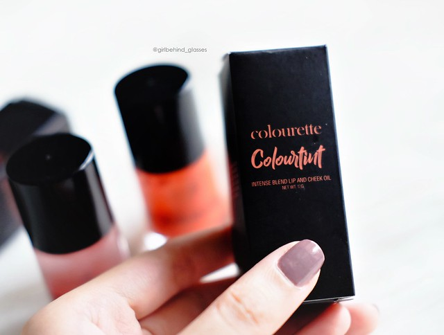 Colourette ColoutTint Intense Blend Lip and Cheek Oil6