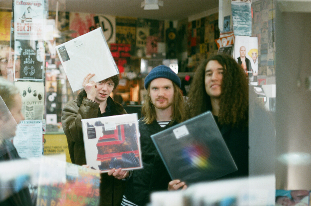 Record Shopping with ISLAND
