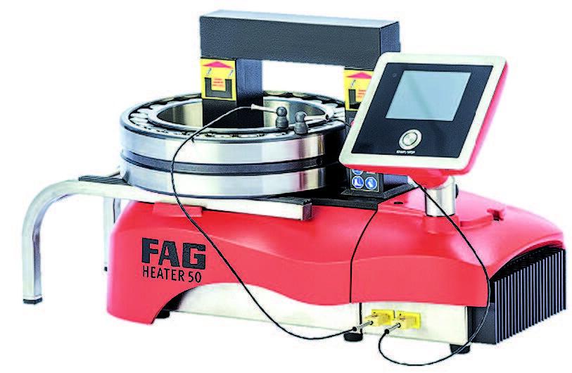 Индукционный нагреватель FAG Heater 50