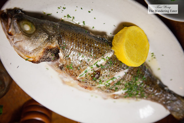 Whole Sea Bream 2-2.5 pounds