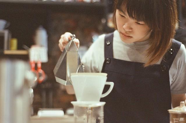 咖啡師之手(十)Atti