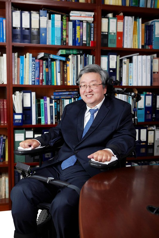 Dr. Lee Sang-Mook, Chairman of the Preparation Committee of the PyeongChang Forum