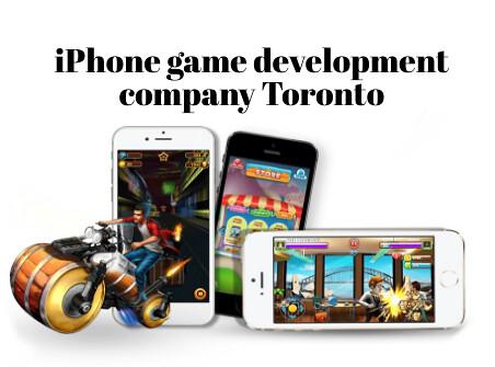 iPhone game development Toronto