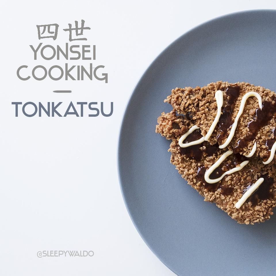 Tonkatsu Making