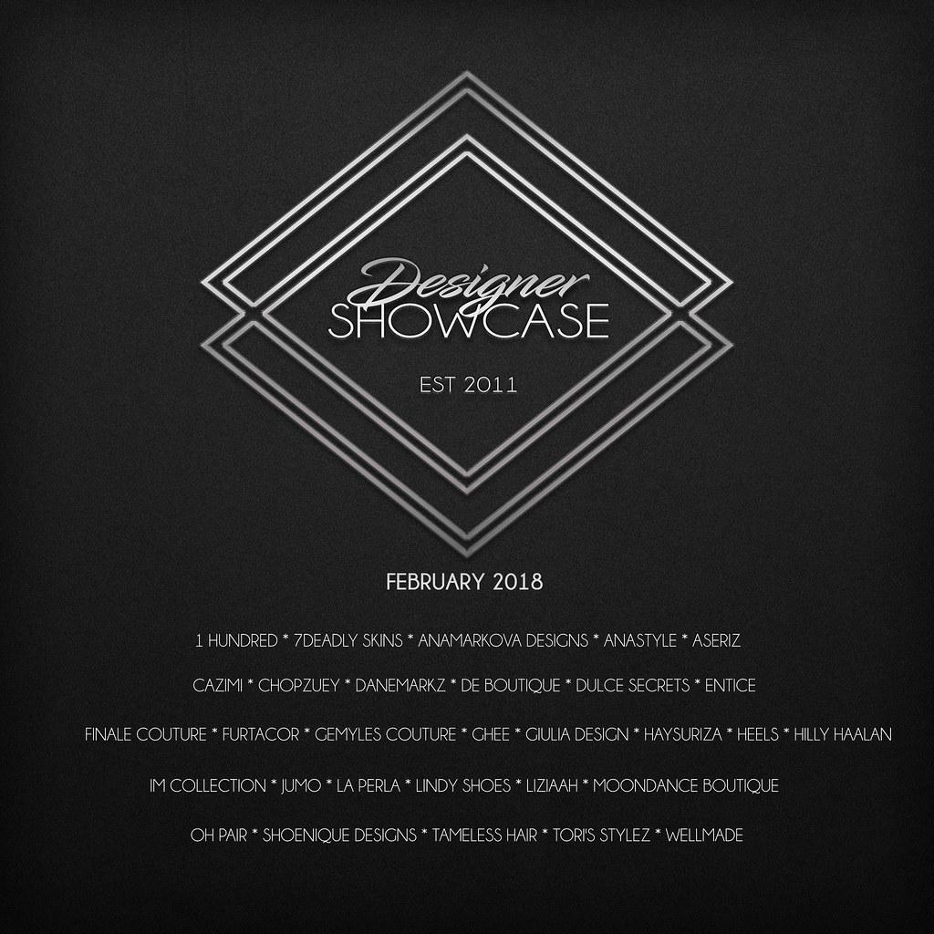 Designer Showcase-February 2018 - TeleportHub.com Live!
