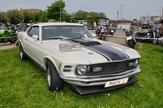 Ford Mustang, 1970 - MACH 1 - DSC_0851_Balancer