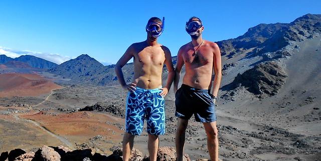 Maui, Haleakala Volcano Explorers