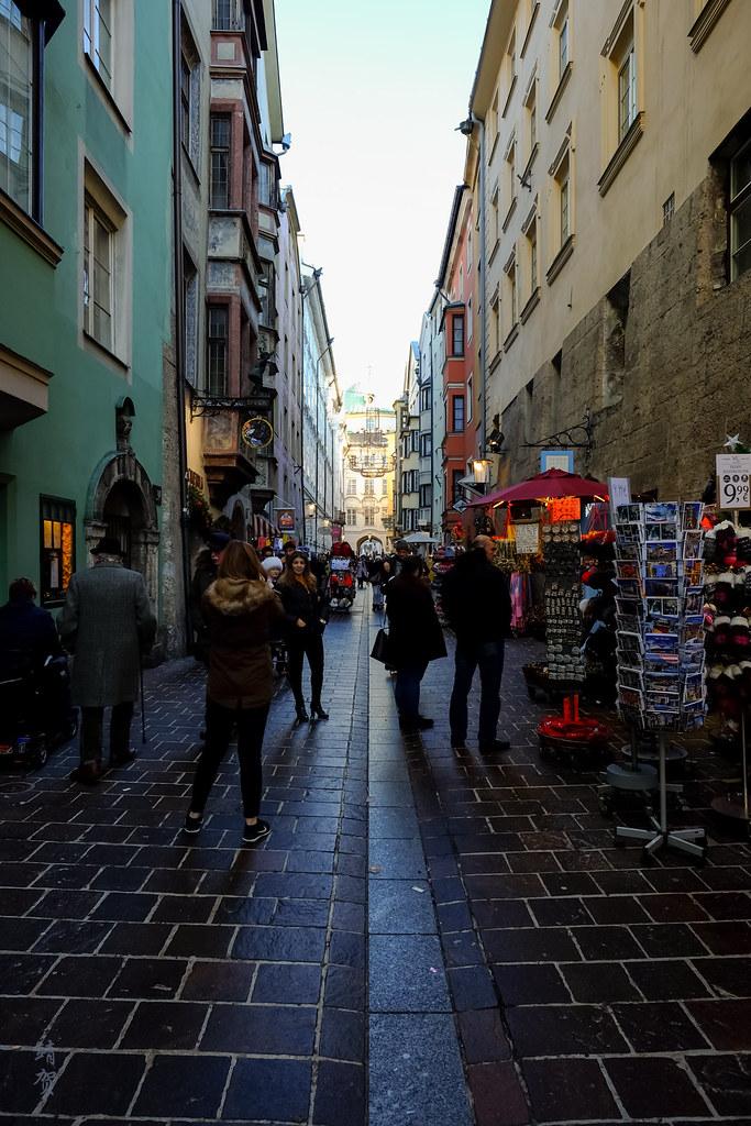 Hofgasse alley