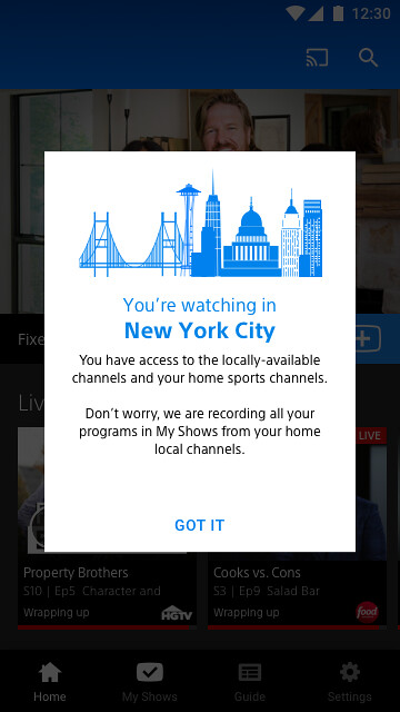New PS Vue Features: Out-of-Home Local Broadcast Stations, Mobile