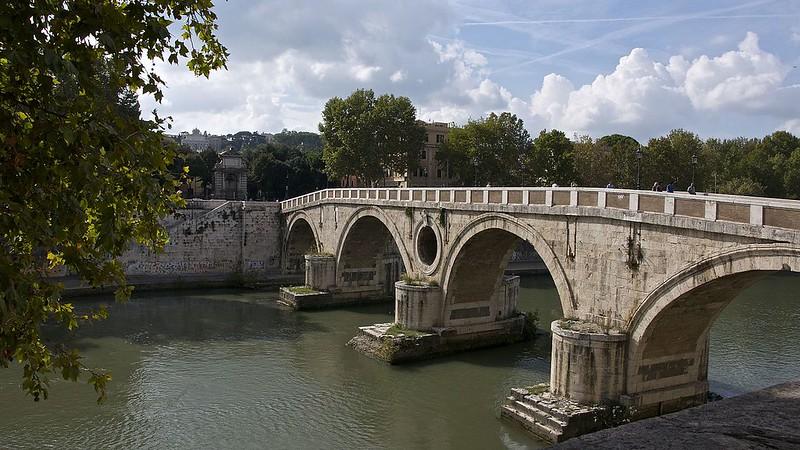 Ponte Sisto in Rome