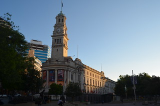 Auckland's City Hall