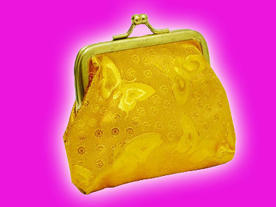 dompet behel emas