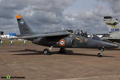 E119 314-FE - E119 - French Air Force - Dassault-Dornier Alpha Jet E - RIAT 2010 Fairford - Steven Gray - IMG_8249