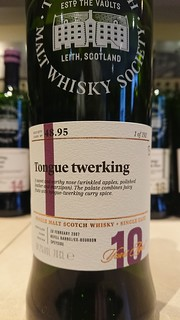 SMWS 48.95 - Tongue twerking