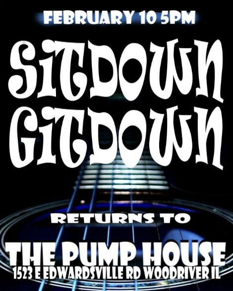 Sitdown Gitdown 2-10-18