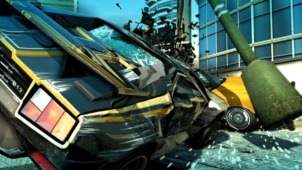 Burnout Paradise Remastered on PS4