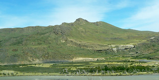 Syncline (southern Chile)