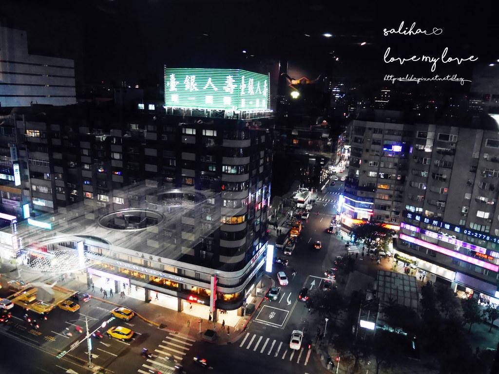台北東區夜景景觀餐廳燒烤烤肉推薦好客燒烤忠孝店