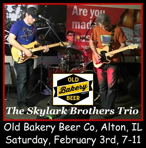 The Skylark Brothers Trio 2-3-18