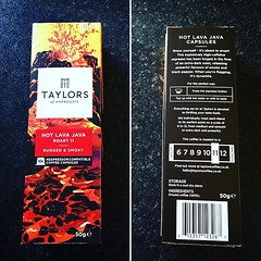 The Spinal Tap of coffee pods ..... #taylorsofharrogate #nespresso #coffee #coffeelover