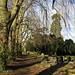 All Saints, Allesley, Churchyard