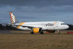 OO-TCX Airbus A320-216 EGPH 10-02-18