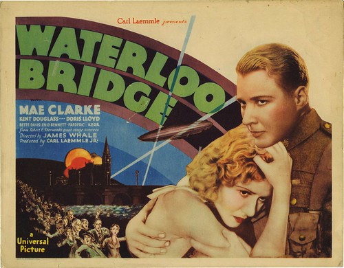 Waterloo Bridge - 1931 - Poster 1