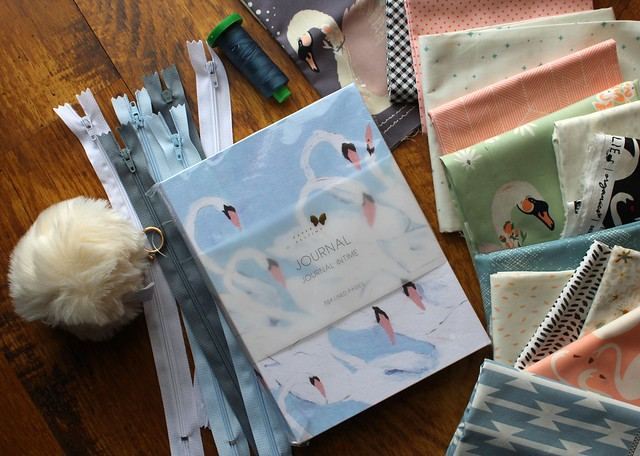 Swan GIft Set Making