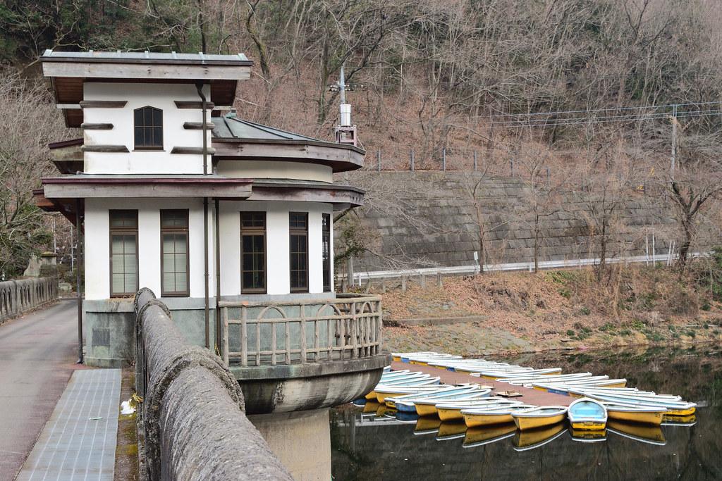 間瀬堰堤:Maze Dam